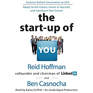 The Start-Up of You Audiobook