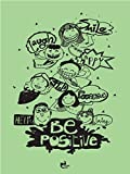 Thinkpot Be Positive - 12 X 18 Poster