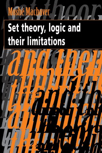Set theory, logic, and their limitations