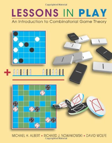 Lessons in Play: An Introduction to Combinatorial Game...