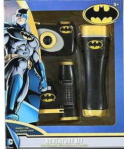 Batman Flashlight & Camera Adventure Kit MULTI