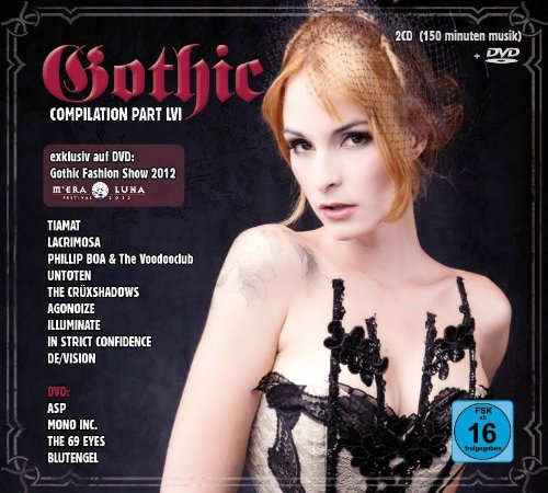 VA-Gothic Compilation 56-2CD-FLAC-2012-OUTERSPACE Download