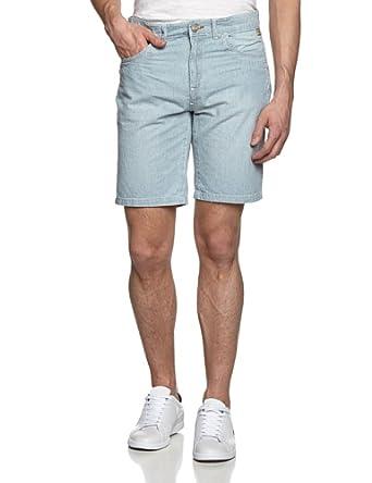 Blend - Short  - Homme - Bleu (navy) - XX-Large