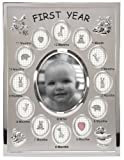 Malden Babys First Year Collage Picture Frame