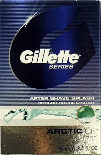 GILLETTE Dopobarba Liquido Artic Ice 100 ML
