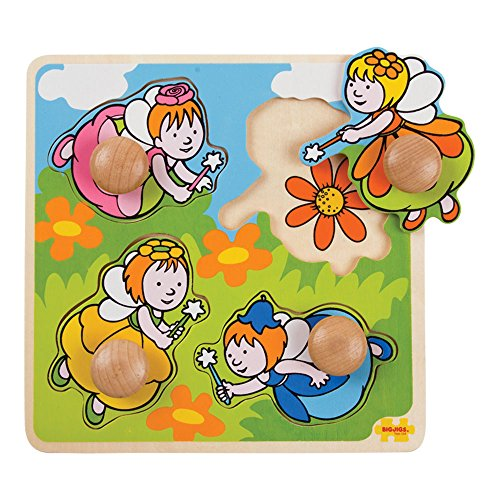 Bigjigs-Toys-BJ523-My-First-Peg-Puzzle-Fairy