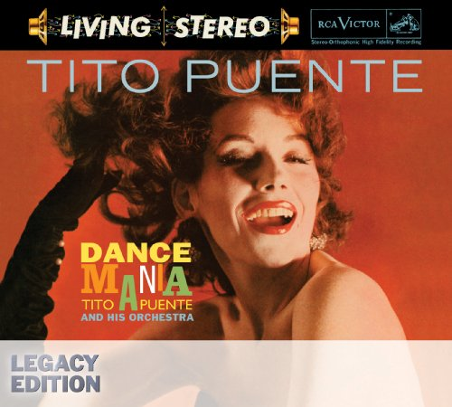 Dance Mania by Tito Puente