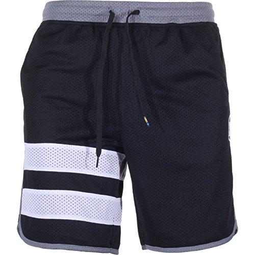 Hurley Dri Fit Block Party 2.0 Volley Shorts - Black