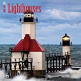 Lighthouses 18-Month 2014 Calendar (Multilingual Edition)