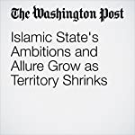 Islamic State's Ambitions and Allure Grow as Territory Shrinks | Carol Morello,Joby Warrick