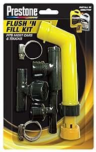 Prestone AF-KIT Flush 'N Fill Kit