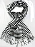Dry77 Premium Mini Houndstooth Winter Scarf