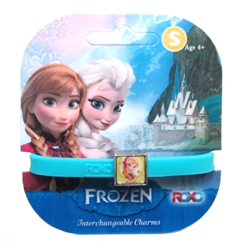 Anna Disney Frozen Interchangeable Charm Bracelet - 1