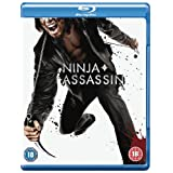 Ninja Assassin (Blu-ray + DVD Combi) [Region Free]by Rain