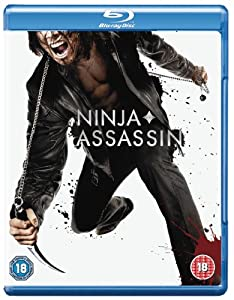 Ninja Assassin (Blu-ray + DVD Combi) [Region Free]