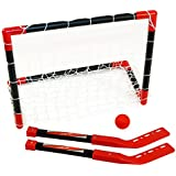 Street Legal Hockey HS50-N2SB-Min Street Legal-Mini Hockey Net Set