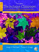 The Inclusive Classroom - Strategies for Effective Instruction (3rd, Third Edition) - Mastropieri &amp; Scruggs