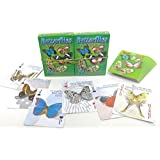 Butterflies, Playing Cards, Set of Two, Fifty Four in a Set