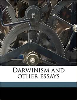 fiske darwinism other essays