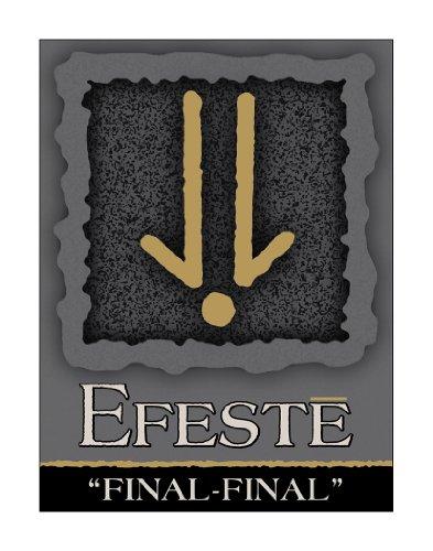 "2011 Efeste ""Final Final"" Cabernet Sauvignon & Syrah Blend 750 Ml"