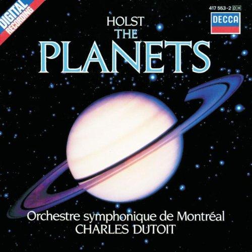 Gustav Holst - Los planetas 51w0XCSFaWL._SS500_
