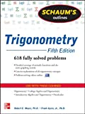 Schaums Outline of Trigonometry, 5th Edition (Schaums Outline Series)