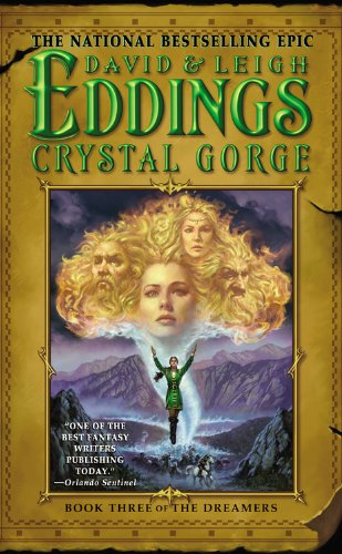 Crystal Gorge (The Dreamers, Book 3)