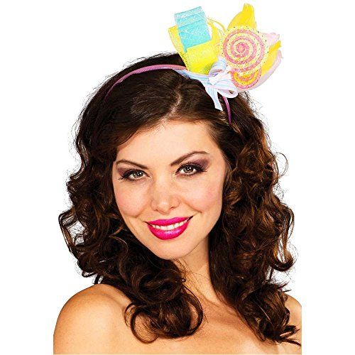 Candy Shop Lollipops Mini Hat - One Size