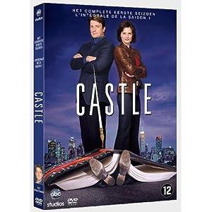 Castle: L'intégrale de la saison 1 - Coffret 3 DVD [Import belge]