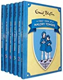Enid Blyton Enid Blyton's Malory Towers 6 Books Collection, 1 First Term at Malory Towers, 2 Second Form at Malory Towers , 3 Third Year at Malory Towers , 4 Upper Fourth at Malory Towers , 5 In the Fifth at Malory Towers , 6 Last Term at Malory Towers (