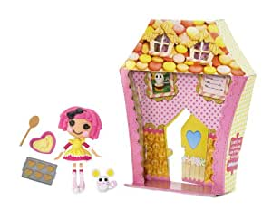 Lalaloopsy 3 Inch Mini Figure with Accessories Crumbs Sugar Cookie