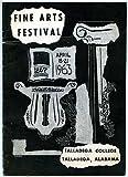 Fine Arts Festival, Talladega College, Talladega, Alabama