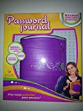Password Journal 8 Mattel Radica Girl Tech Purple