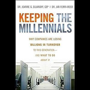 Keeping the Millennials Audiobook