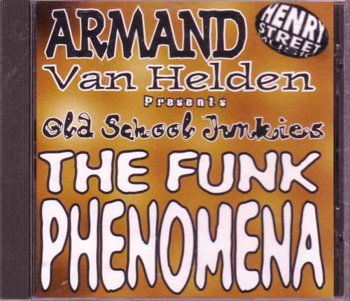 Armand Van Helden - Funk Phenomenon (12