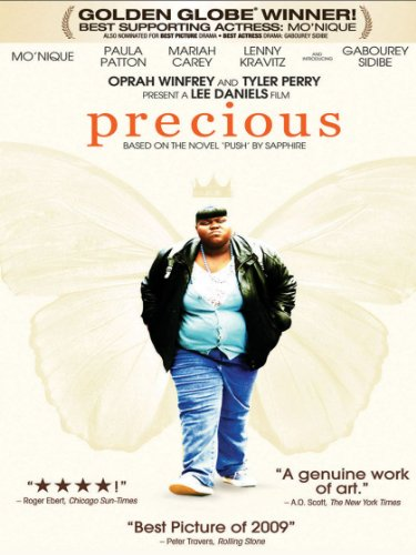 grace hightower in precious. Precious