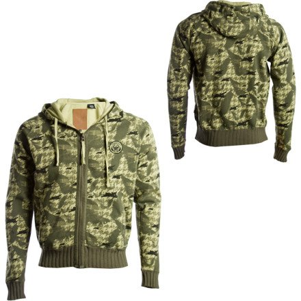 Dragon Ambush 2 Full-Zip Hooded Sweatshirt - Men's