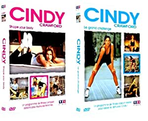 Cindy Crawford : Shape Your Body + Le grand challenge  [Import USA Zone 1]