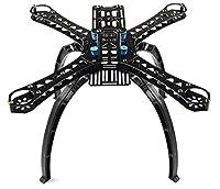 FCMODEL X4 M310L Wheelbase Carbon Fiber Alien Across Mini Quadcopter Frame Kit DIY RC Multicopter FPV Drone