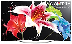 LG Electronics 55EC9300 55-Inch 1080p 3D Curved OLED TV (Big Game Special)
