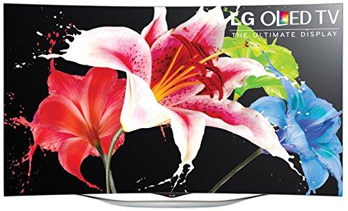 LG Electronics 55EC9300 55-Inch 1080p 3D Curved OLED TV