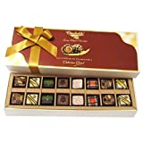 Chocholik Belgium Gift - 16pc Magical Treat Of Pralines Chocolate Box