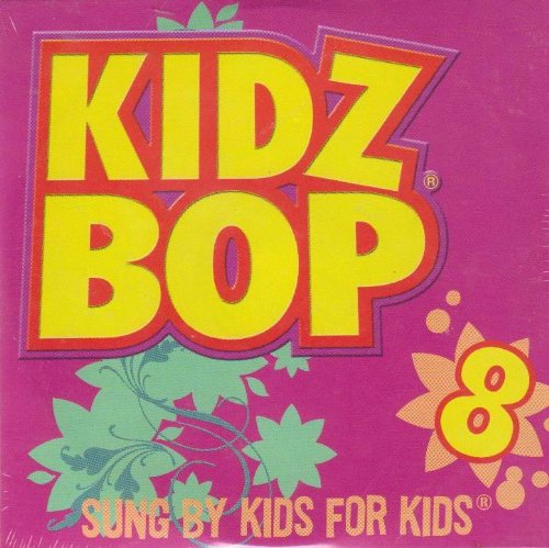 Mcdonald´s Happy Meal 2009 Kidz Bop Audio CD #8 - 1