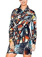 HHG Vestido (Multicolor)