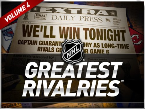 NHL Greatest Rivalries Volume 4 movie