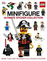 LEGO® Minifigure Ultimate Sticker Collection