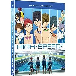 Free! High Speed! - Free! Starting Days - The Movie [Blu-ray]