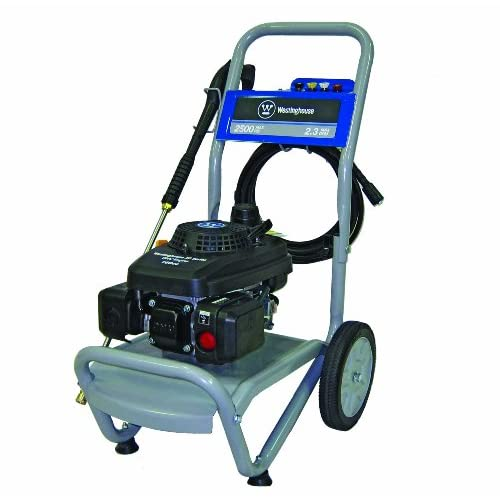 Westinghouse WP2500 Gas Powered Pressure Washer, CARB Compliant