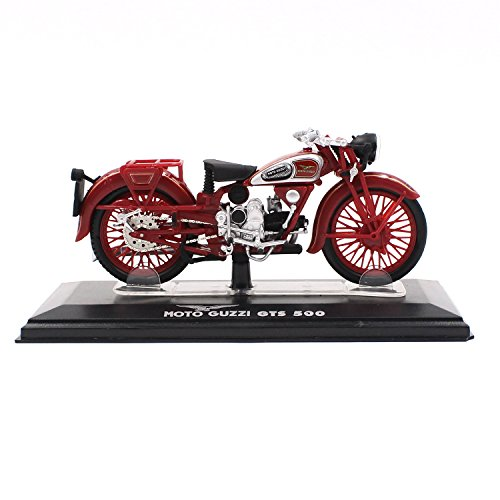 *99031 NEW 1:22 Motor Cycle model motorcycle MOTO GUZZI GTS 500 Diecast Model In Box