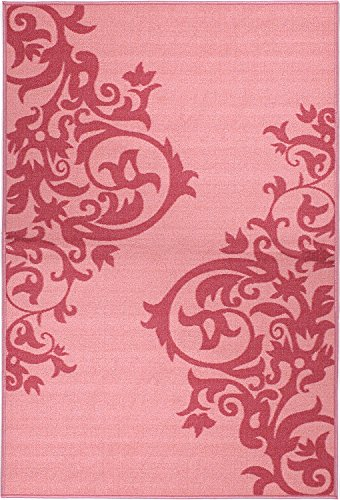 Funky Pink Patterned Area Rugs Funk This House